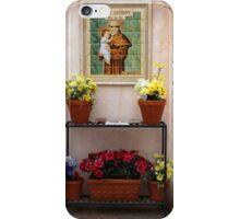 Saint Anthony San Xavier Courtyard iPhone Case/Skin
