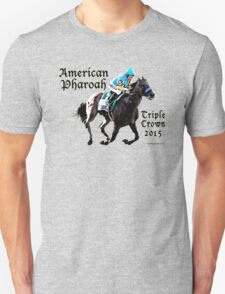 American Pharoah Triple Crown 2015 T-Shirt