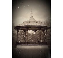 Greenwich Park Bandstand Photographic Print
