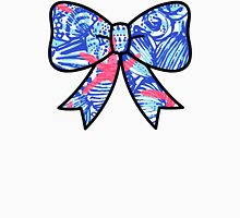 Lilly Pulitzer Inspired Bow - She She Shells Unisex T-Shirt