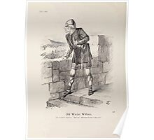 Cartoons by Sir John Tenniel selected from the pages of Punch 1901 0150 Old Warder William Poster
