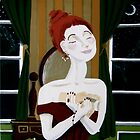 Lady in Waiting by Rory  Moorer