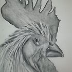 Cockerel by Abby Deakin