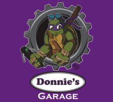 Donnie's Garage by DrewBird
