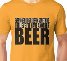 I believe t-shirt T-Shirt