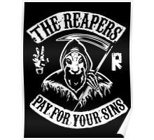 Harper and Rowan - The Reapers Poster