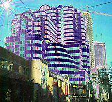Hyatt Hotel by PPPhotoArt