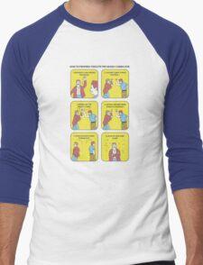 Cobra Five Men's Baseball ¾ T-Shirt