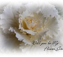 Will You Be My Flower Girl? by Jonice