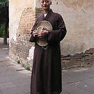 Shaol Lin Monk by alexisjmichel