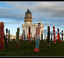 Fraserburgh Lighthouse by Susan A Wilson