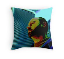 The World Is Not Enough (#2) Throw Pillow