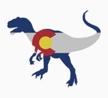Colorado Allosaurus  by bleastudios
