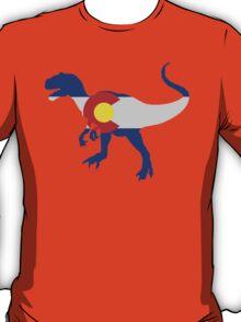 Colorado Allosaurus  T-Shirt