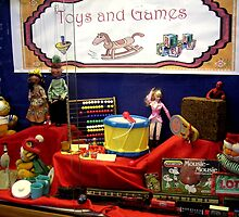 TOYS AND GAMES by gothgirl