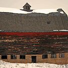 old barn... by Lynne Prestebak