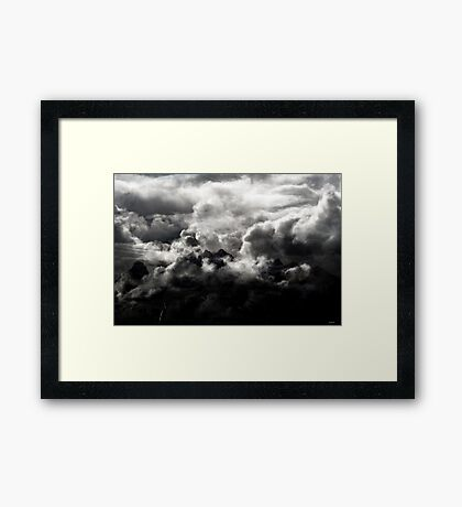 and did those feet, in ancient times, walk..... Framed Print