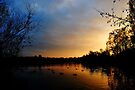 Charnwood Lake by Yhun Suarez
