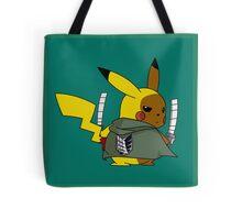 Shingeki No Thunder Tote Bag