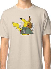 Shingeki No Thunder Classic T-Shirt