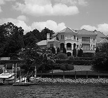 Lake Norman Home by David Mustin