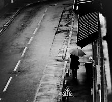 Rainy Day - Arcueil, France - 2009 by Nicolas Perriault