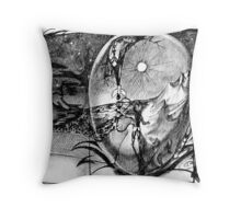 1989 Death and Rebirth Throw Pillow