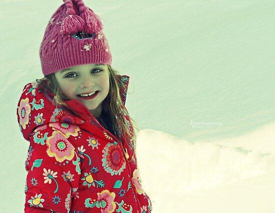 My Snow Fairy by ibjennyjenny