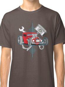 Hot Rod Garage Classic T-Shirt