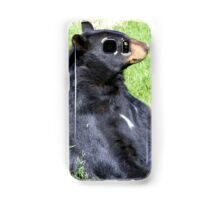 Brown Bear Samsung Galaxy Case/Skin