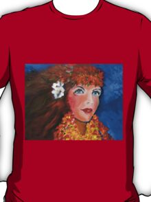 Hula - Sweet Blue Eyed Leilani T-Shirt