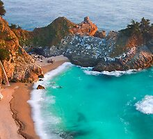 McWay Falls, Big Sur, California by Maria Draper