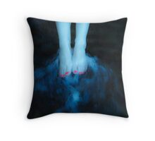 Siren - Rusalka Throw Pillow