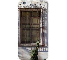 San Xavier Window and Shadows 2 iPhone Case/Skin