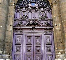 Church Door by bubblehex08