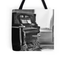 Old Organ Tote Bag