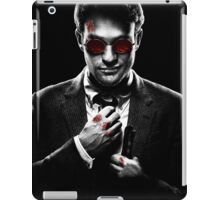 Sin City Matt Murdock [Transparent] iPad Case/Skin