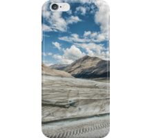 The Icy Road Home iPhone Case/Skin