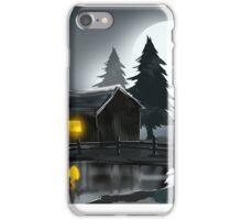 fantacy background iPhone Case/Skin