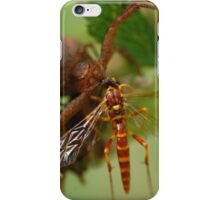Bug Scream Cone iPhone Case/Skin