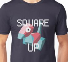 Square Up Porygon Unisex T-Shirt