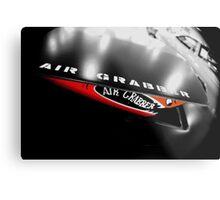 The Air Grabber Metal Print