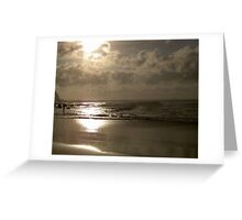 Shimmer by Kate Chapman Greeting Card