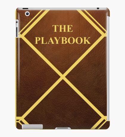 Barney's Playbook iPad Case/Skin