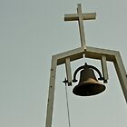 Church Bell by Aaron  Schilling