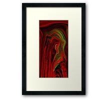 Golum Framed Print
