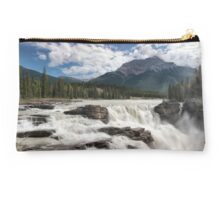 Roaring Athabasca Falls Studio Pouch