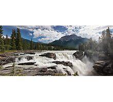 Roaring Athabasca Falls Photographic Print