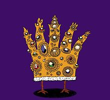 King of What, Queen of Bling by SusanSanford
