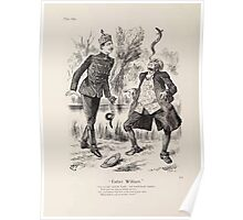 Cartoons by Sir John Tenniel selected from the pages of Punch 1901 0130 Father William Poster